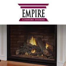Empire Comfort Systems Fireplaces Gas Logs Free Standing Stoves Inserts Clark