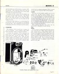 100 1952 4 cylinder continental engine manual master
