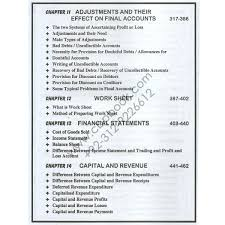 accounting an intuitive approach for b com 1 by sohail afzal and m