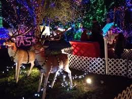 American Flag Christmas Lights Best Places To See Christmas Lights In Canada Lifestyle