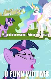 Princess Celestia Meme - image 483482 my little pony friendship is magic know your meme