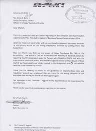 authorization letter ph disability laws national council on disability affairs letter from dalin bus liner