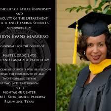 masters degree graduation announcements college graduation announcements wording decoration invitations