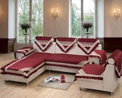new sofa set new arrival european romantic style sofa cover set win red color