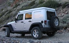 jeep jku truck conversion ursa minor jeep wrangler first drive truck trend