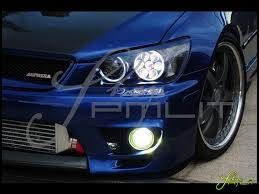 custom lexus is300 shoppmlit lexus is300 halo led lights automotive headlight u2026 flickr