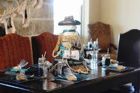 Cowboy Table Decorations Ideas 40 Cute Baby Shower Decoration Ideas Hative