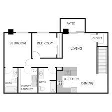 1200 Square Foot Apartment Apartment Floor Plans Arbor Valley Apartments