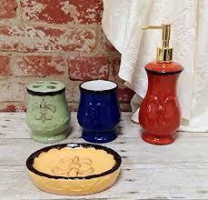 Fleur De Lis Bathroom Decor by Fleur De Lis Bathroom Accessories Sets About Tuscany Fleur De Lis