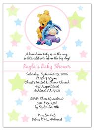 winnie the pooh baby shower invitations winnie the pooh baby shower invitations shop at home search
