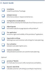 portatour for salesforce u2013 my personal sales route planner