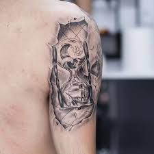 hourglass tattoo 45 hour glass tattoo ideas to make you think of