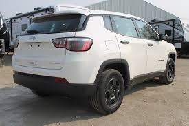 jeep compass 2018 black new 2018 jeep compass sport 4x2 factory advertised special sport