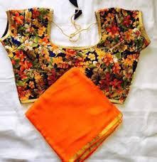 readymade blouse sarees designer saree with ready made blouse sari