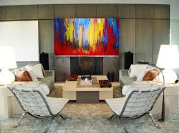 fresh painting for living room color combination 10626