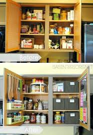 kitchen closet ideas cabinet organizers for kitchen cupbord orgniztion mkeover ss