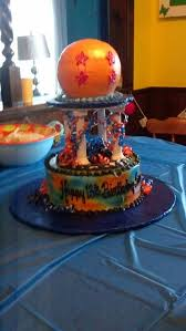 wedding cake dragon ball z dragon ball dbz cakes epic geekdom