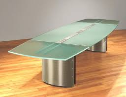 Glass Top Conference Table Glass Meeting Tables Glass Top Conference Table Glass
