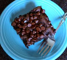 sugar spice and spilled milk chocolate pudding dump cake