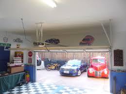 garage door opener track install garage door rails home design by larizza