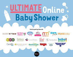online baby shower it s time for the ultimate online baby shower uobs on