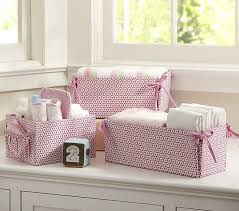 Pottery Barn Storage Bins Pottery Barn Kids Nursey Essentials Mini Licious By Wendy Lam
