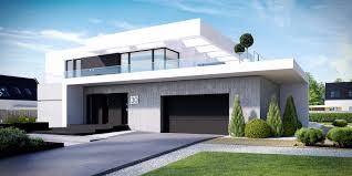 Haus Mit Kaufen Grundriss Bauhaus Minimal Aussenanlage Pinterest Minimal