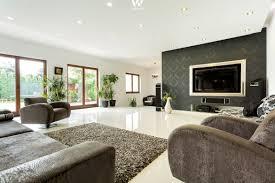 Wohnzimmer Praktisch Einrichten Besondere Materialien Bzw Muster Zeichnen Dieses Wohnzimmer Aus