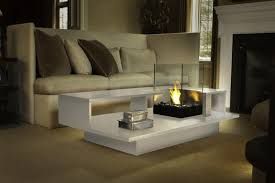 Table Basse Bio Ethanol Awesome Indoor Fire Pit Table Gallery Interior Design For Home
