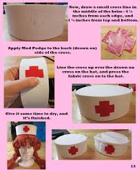 nurse joy hat tutorial page 13 by rae gunn on deviantart