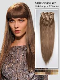 cheap hair extensions 22 inch clip in cheap hair extensions 125g uss1022