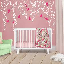Nursery Decor Wall Stickers Vine Wall Decal For Baby Nursery Décor Wall Vines