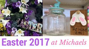 easter home decor michaels crafts 2017 youtube