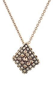 shaped pendant necklace images Fabrizio riva kite shaped pendant necklace barneys new york