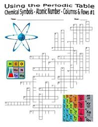 atomic number periodic table periodic table 3 puzzles chemical symbols atomic number columns