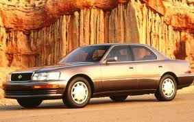 lexus ls features 1993 lexus ls 400 information and photos zombiedrive