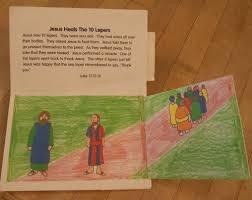 Jesus Heals The Blind Man Preschool Craft 43 Best Jesus Heals The Ten Lepers Images On Pinterest Bible
