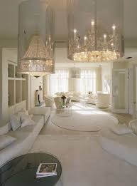 crystal embellished home with off white interior by shh wave avenue