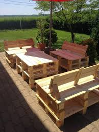 Outdoor Wood Sectional Furniture Plans by