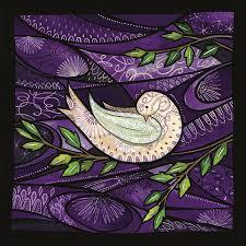 christmas cards peace dove rowans hospice rowans hospice