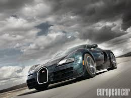 first bugatti bugatti veyron super sports european car magazine