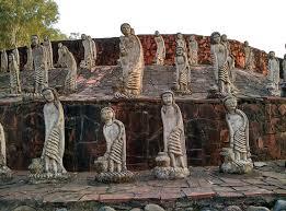 Rock Garden Of Chandigarh Statues Rock Garden Free Photo On Pixabay