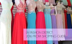 dresses shop la fashion district