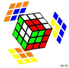 making patterns with rubik u0027s cube
