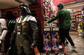 starwars thanksgiving please stop trying to sell me on u0027star wars u0027 chicago tribune