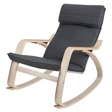 Armchair Cushion Comfortable Rocking Chairs Inspirations Home U0026 Interior Design