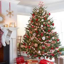 simple tree decorations happy holidays