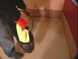 basement stone flooring ideas with painting basement floor