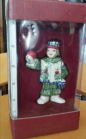 villeroy boch ornaments collection on ebay