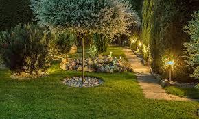 Led Landscaping Lighting Led Landscape Lighting Light Up The Beautifully